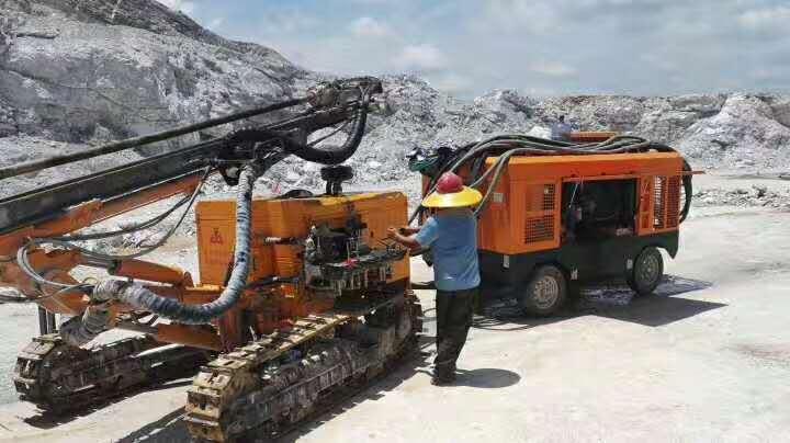 四川某矿业集团采购我司工程设备