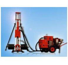 开山矿用水井地热架式钻机