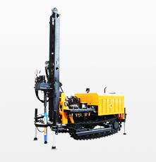 KW180型地热水井多功能钻车