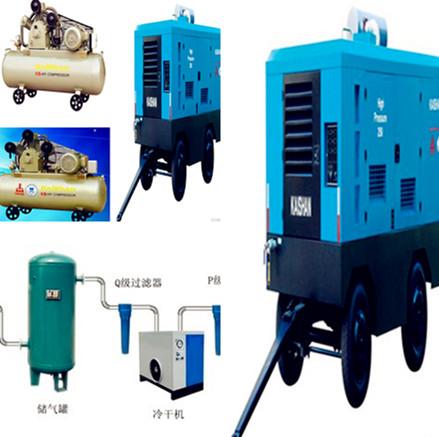 开山空压机比普通空压机有什么优势?