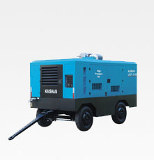 开山LG柴油移动式螺杆空压机