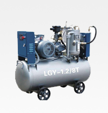 开山LGYT矿用系列螺杆空气压缩机